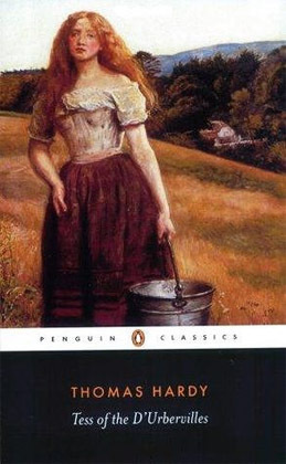 Tess of the D'Urbervilles by Thomas Hardy, Tim Dolin, Margaret R. Higonnet