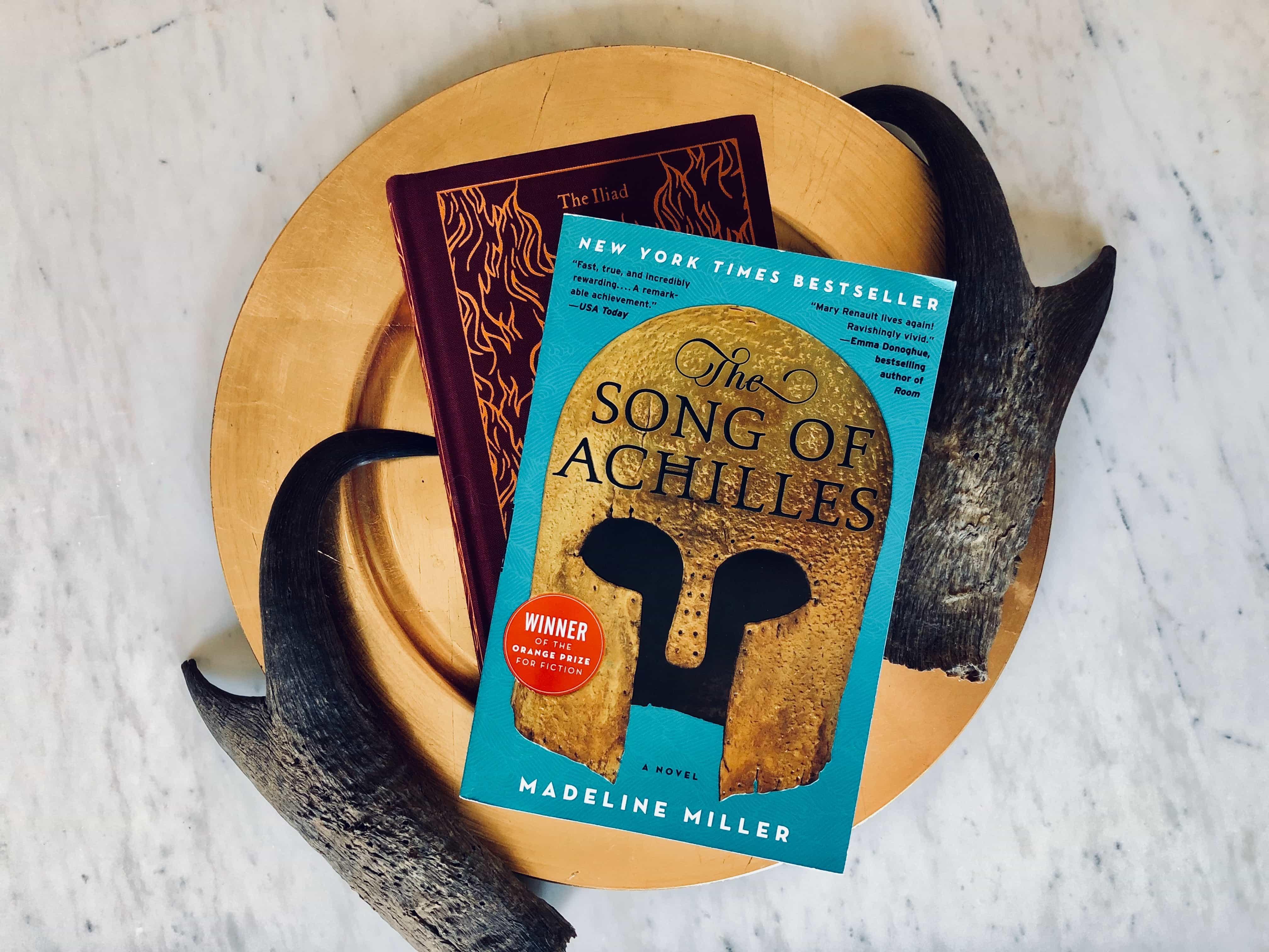 Resultado de imagen para the song of achilles bookstagram